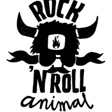 ROCK ANIMAL#
